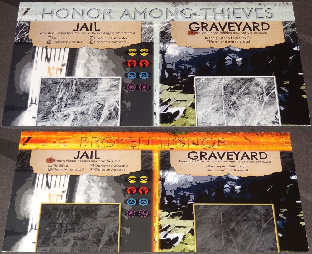 No Honor Among Thieves Jail/Graveyard
