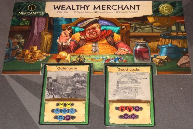 No Honor Among Thieves Wealthy Merchant