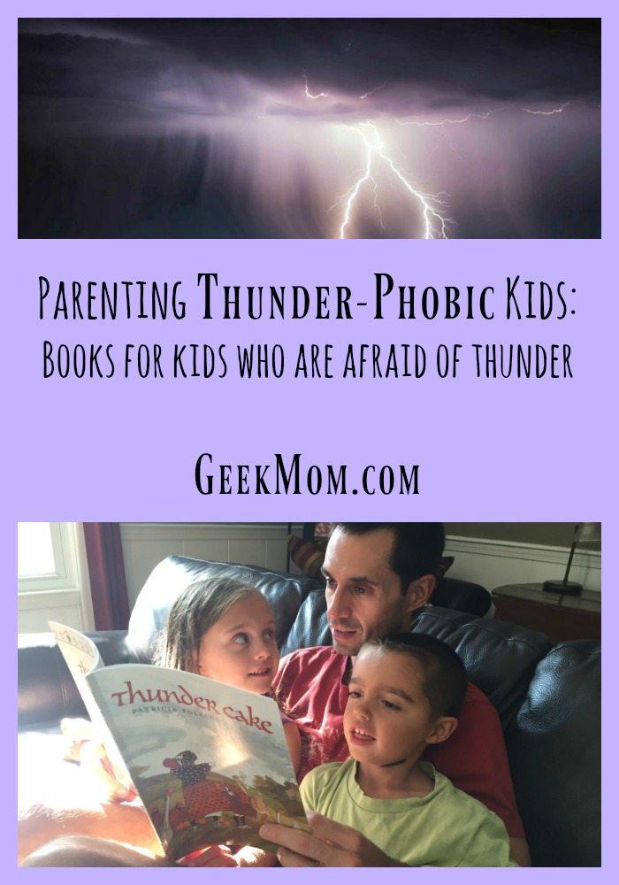 Parenting Thunder-Phobic Kids pin