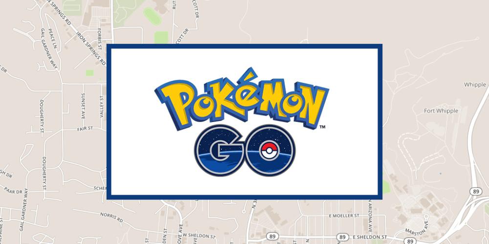 Logo: Pokemon GO, Image: Rory Bristol