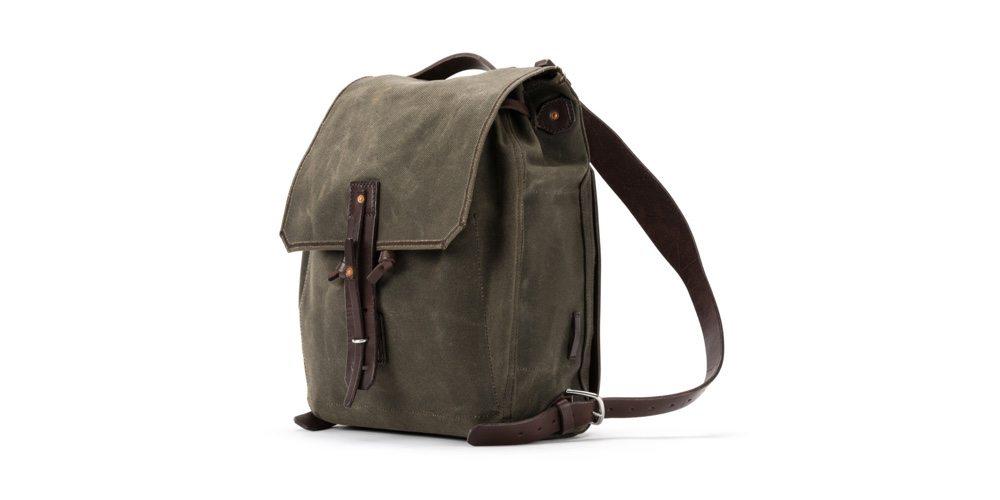 Saddleback Mountainback Simple Canvas Bag