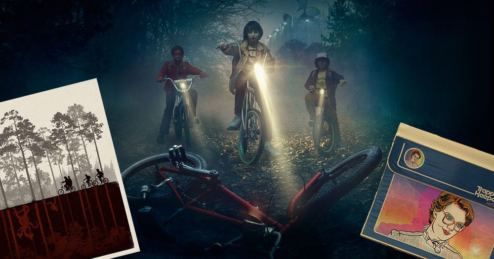 5 Fan-Made 'Stranger Things' Tributes I Would Buy in a Heartbeat