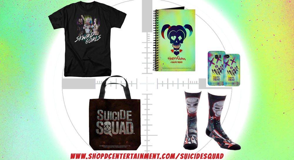 Suicide Squad Giveaway