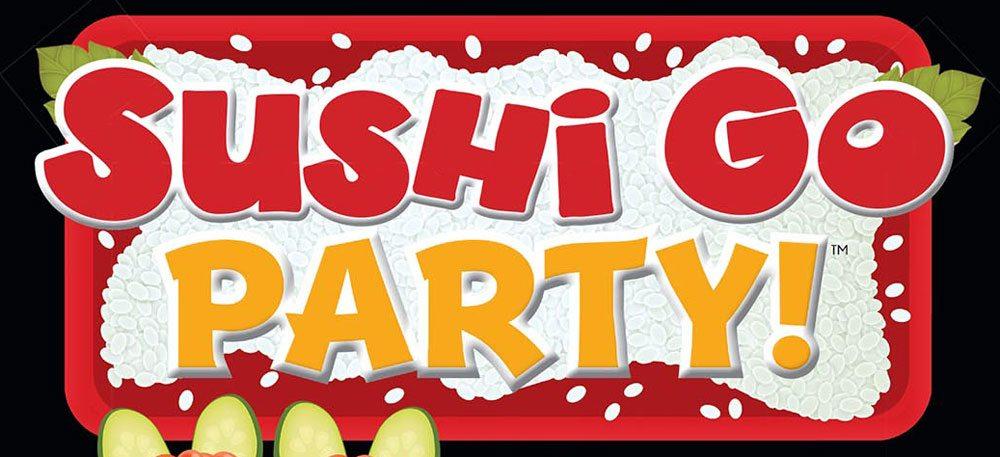 Gen Con Gaming: 'Sushi Go Party!'