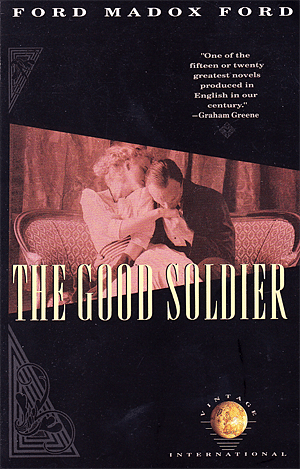 The Good Soldier, Image: Vintage