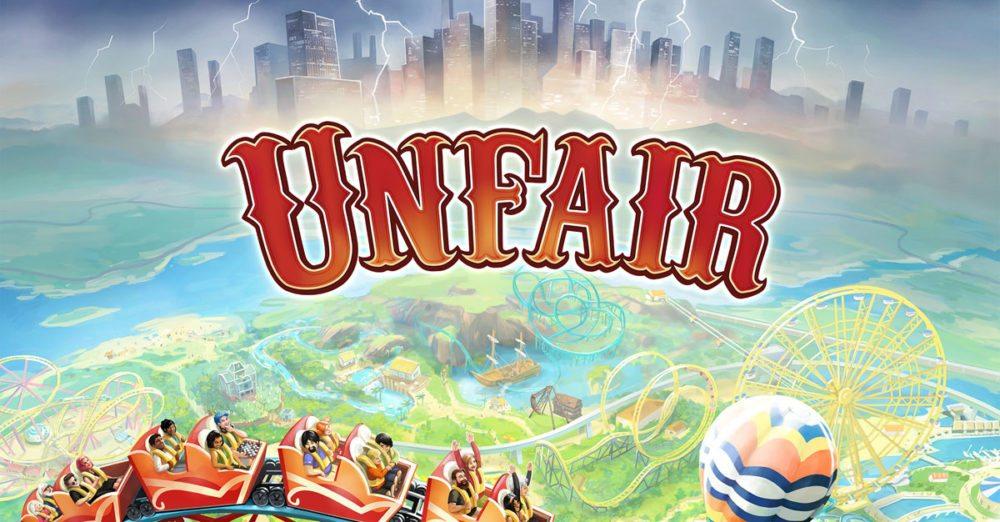 Kickstarter Tabletop Alert: 'Unfair' Is Terribly Fun