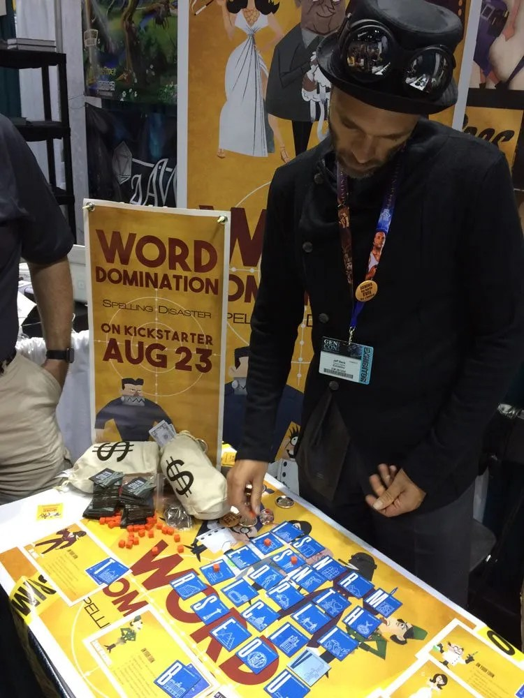 Word Domination at Gen Con