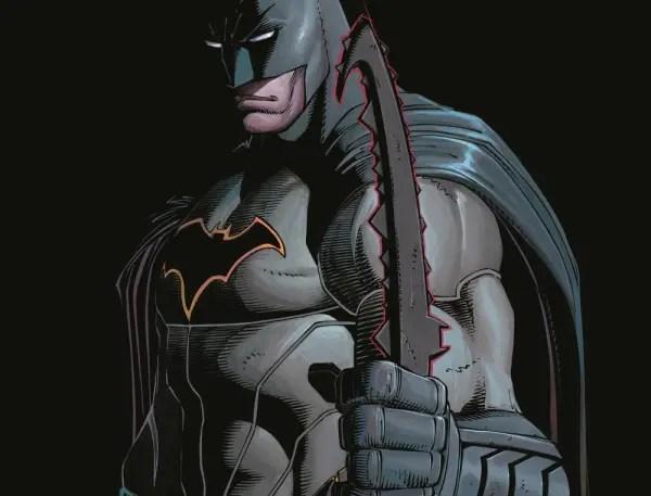 All-Star Batman #1, copyright DC Comics