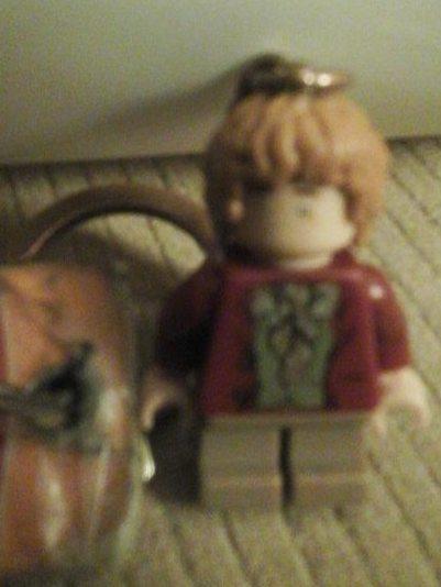 Bilbo keychain