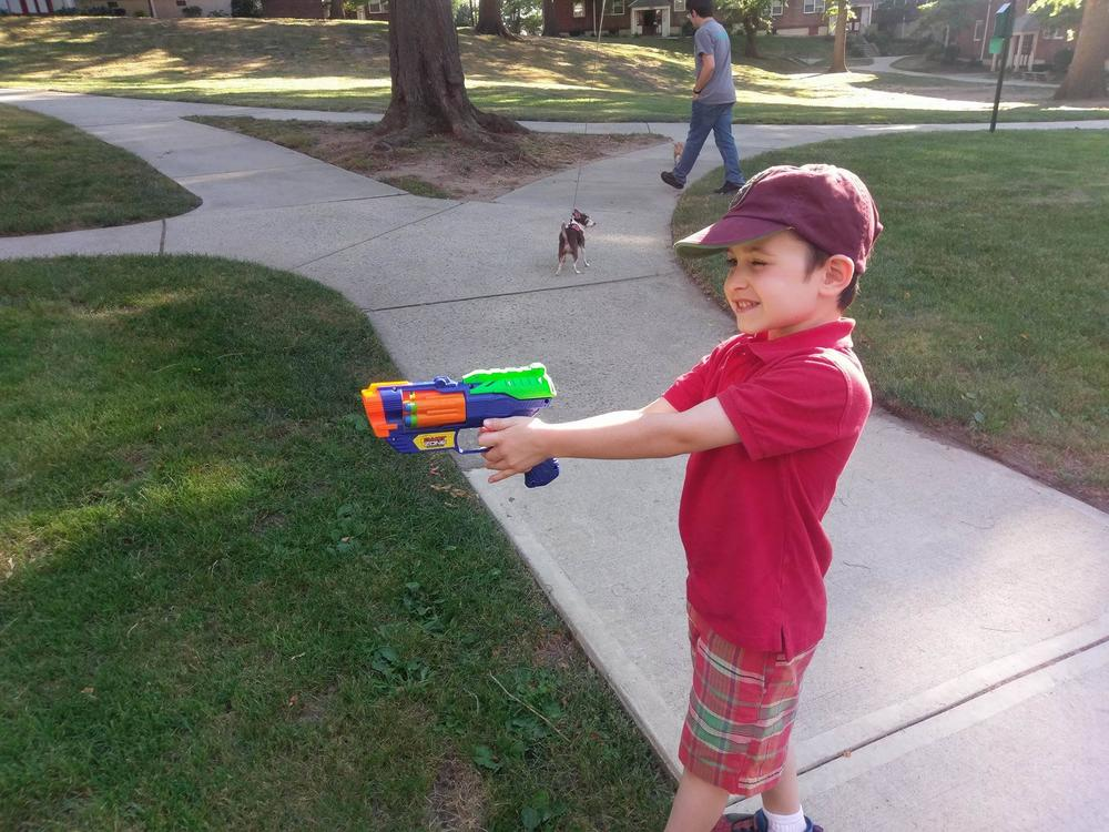 The Summer of Dart Zone