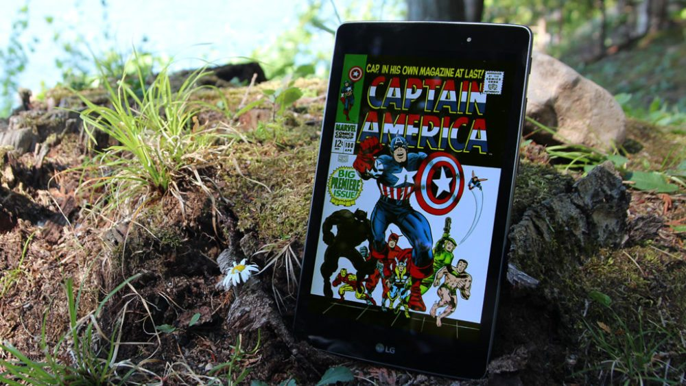 The Best Way to Read Your Digital Comics - GeekDad