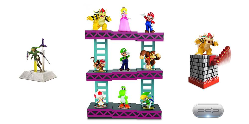 pdp amiibo stands