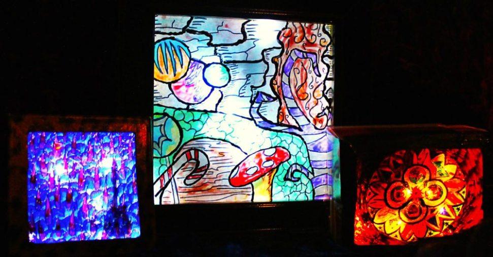 4c3d737d4942 Artist and glass designer Louis Comfort Tiffany s windows