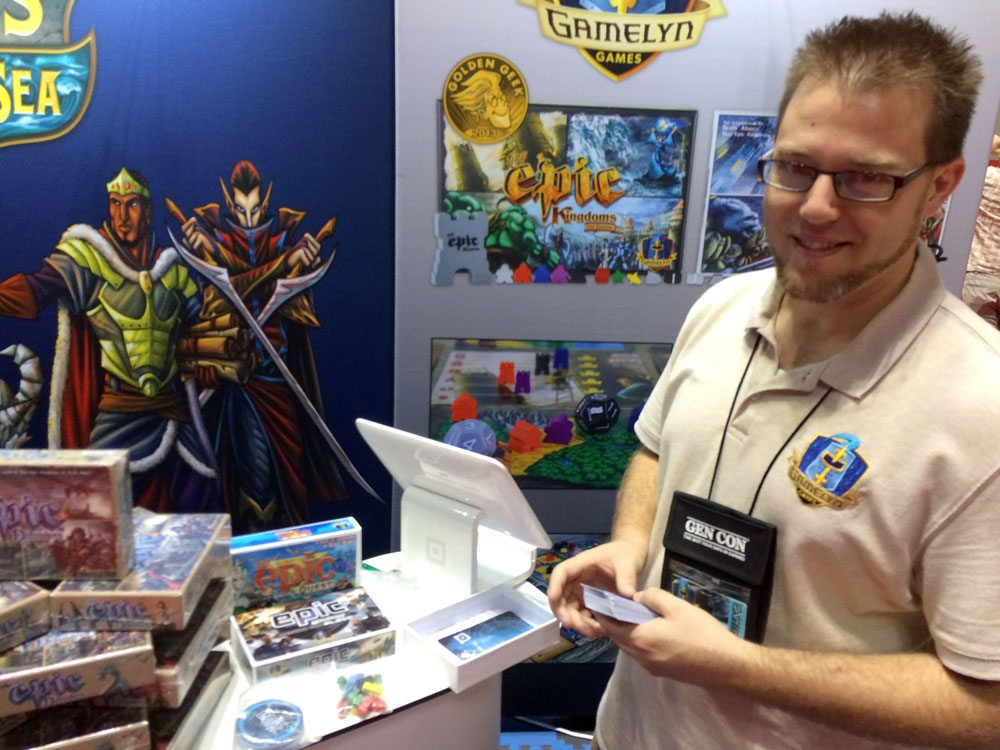 Michael Coe, Gamelyn Games
