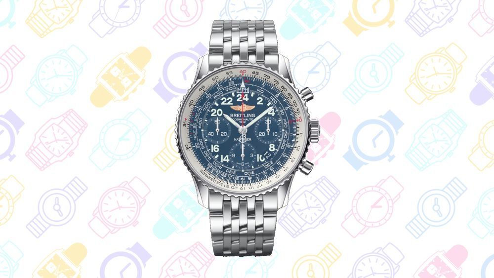13 Geeky Watches: Navitimer Cosmonaute