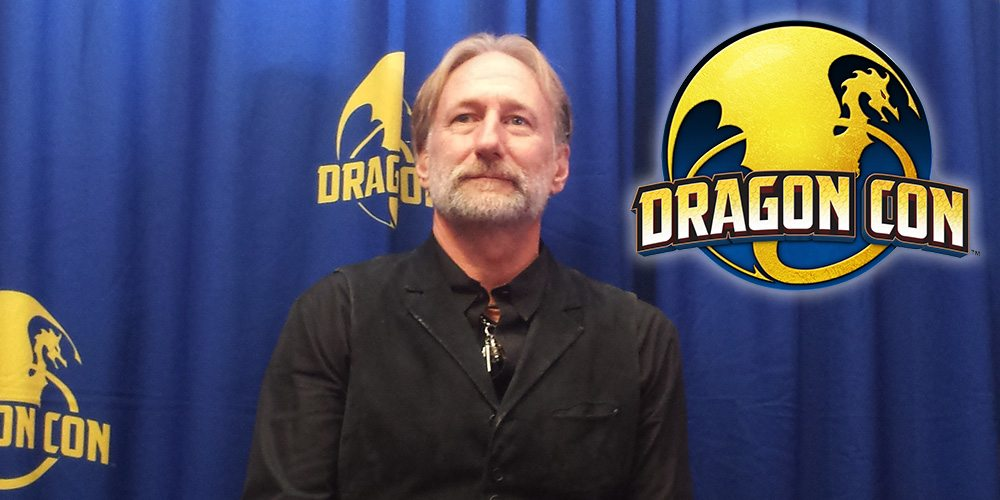 Brian Henson at Dragon Con 2016. Photo copyright: Preston Burt