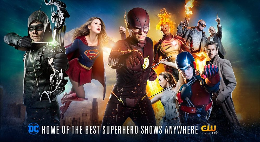 DC Heroes Return to The CW