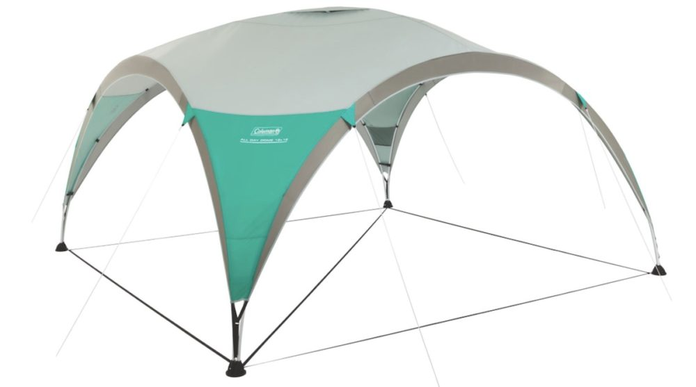 GeekDad Review: Coleman Point Loma All Day Dome Shelter