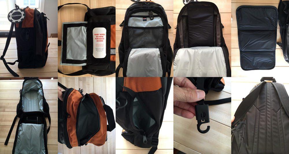 62ae5107891 DadGear  Modern Diaper Backpack - GeekDad