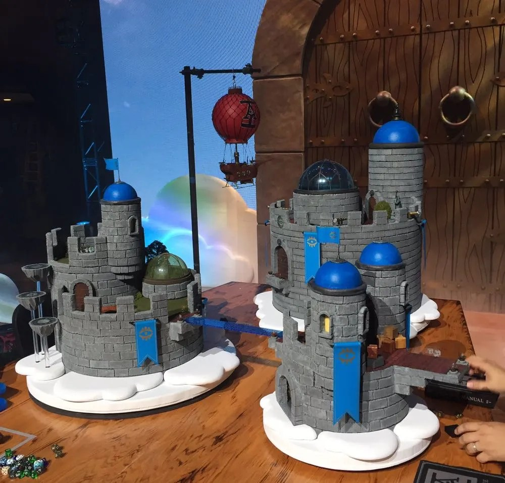 Completed Castle