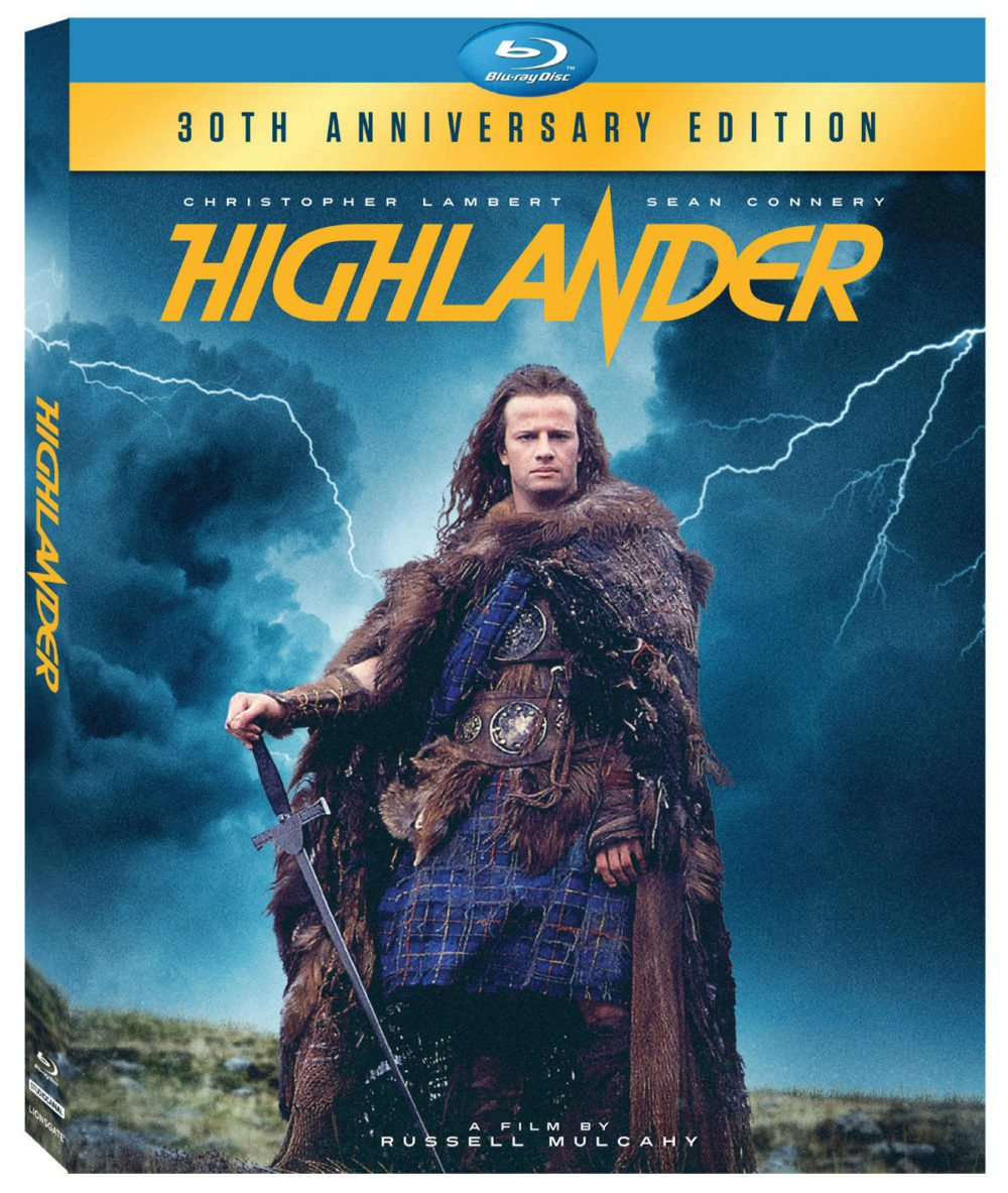 """Queen Highlander Soundtrack: There Can Be Only One """"Highlander"""" 30th Anniversary"""