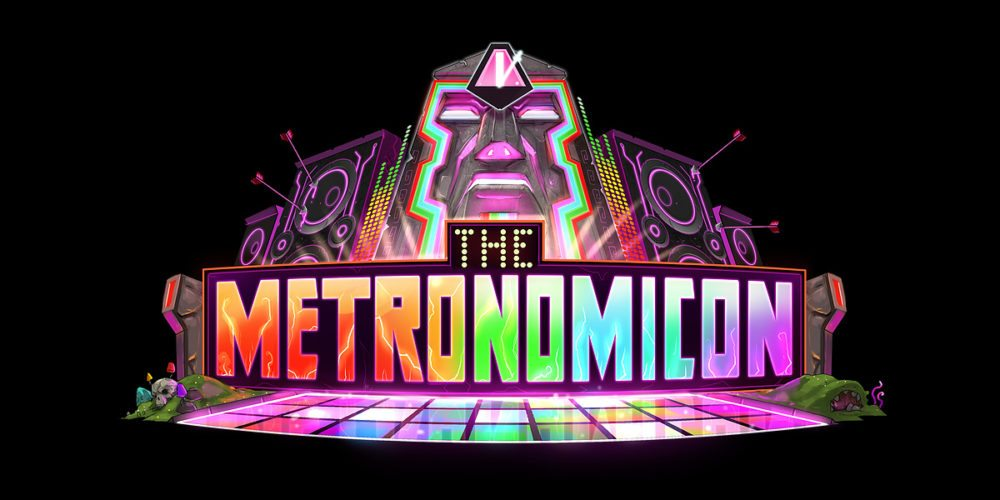 The Metronomicon Logo.