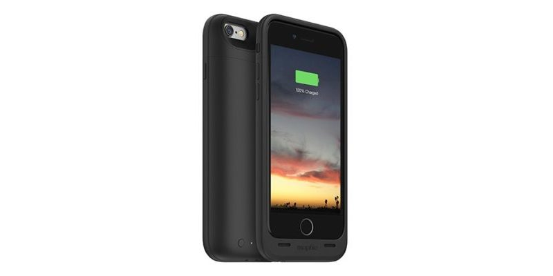 Mophie Juice Pack Air iPhone 6-6s Battery Case