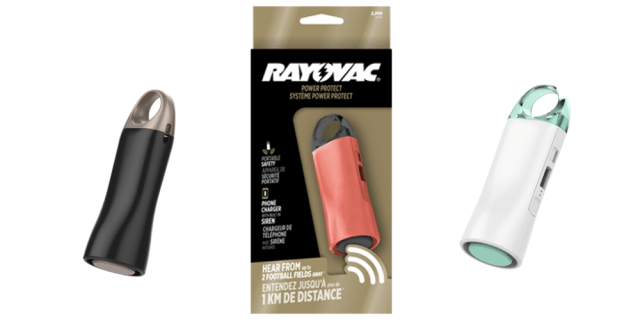 Images: Rayovac Arrangement: Rory