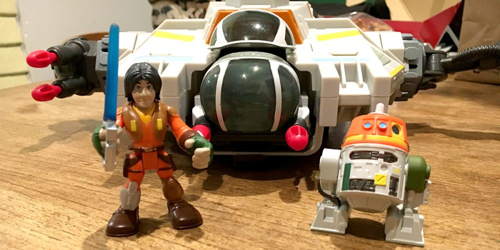 'Star Wars Rebels' Comes to Galactic Heroes (Plus Giveaway)