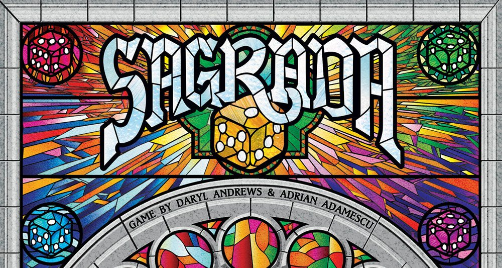 Kickstarter Tabletop Alert: 'Sagrada' Is Stained-Glass Sudoku