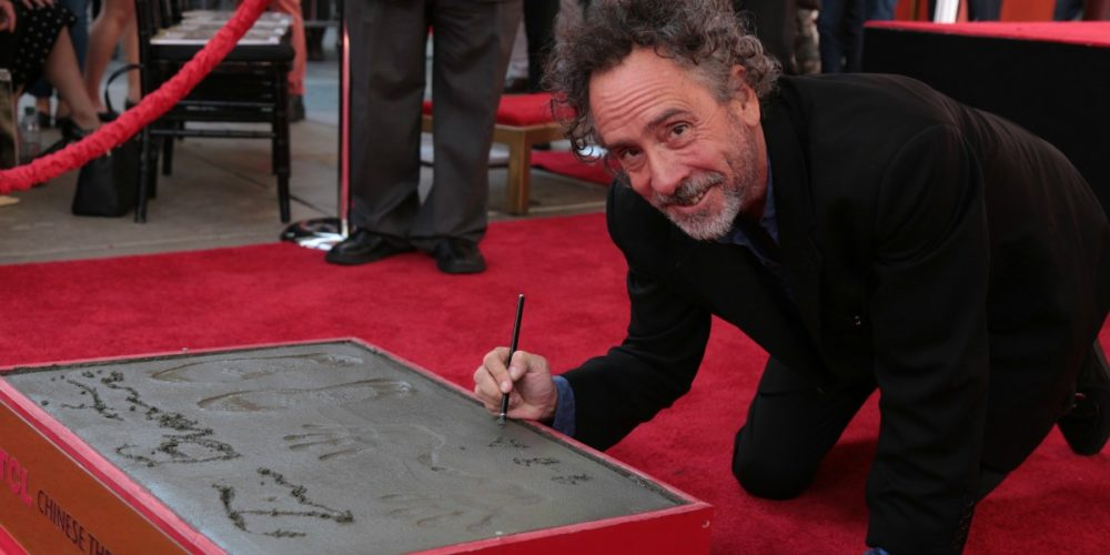 Tim Burton's (Not So) Peculiar Imprint Ceremony