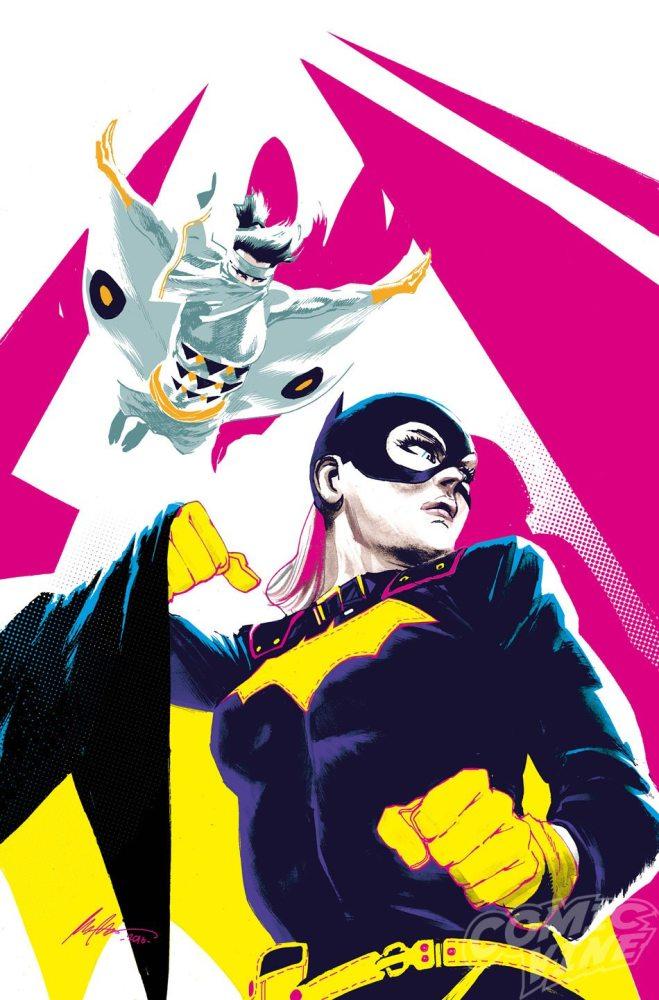 Batgirl #3 cover, image copyright DC Comics
