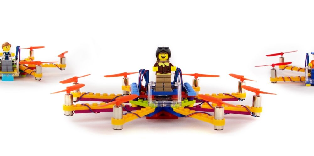 Flybrix: LEGO Drones You'll Want to Crash