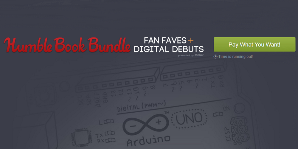 Let's 'Make:' Another Humble Bundle!