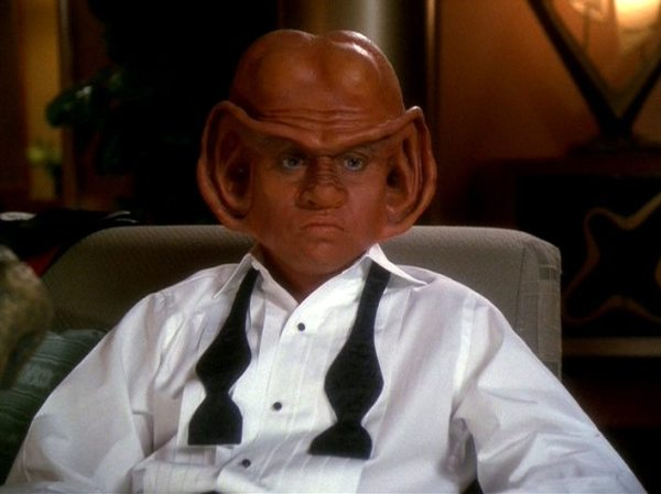screen cap from DS9: It's Only a Paper Moon