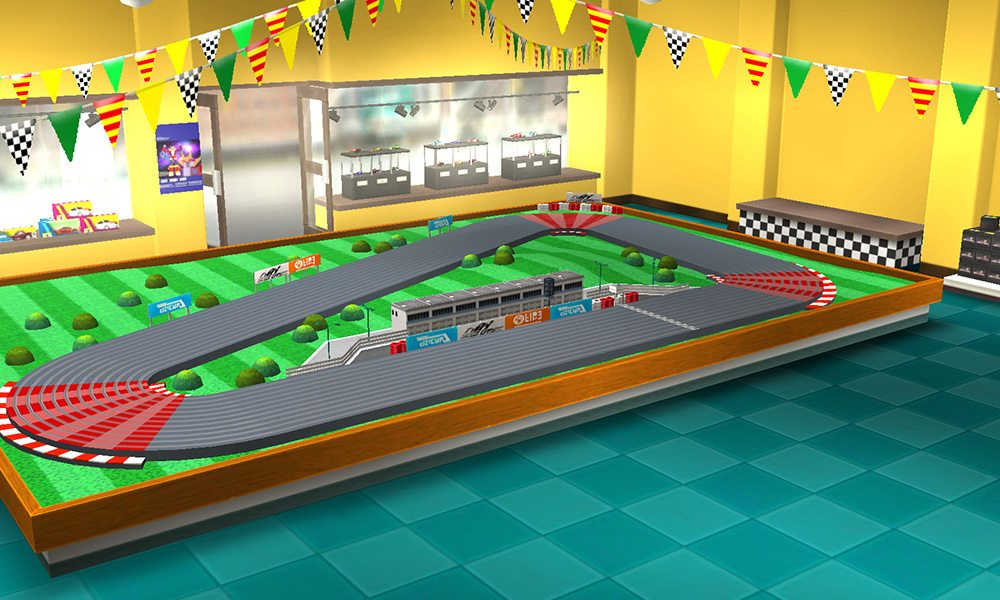slot car rivals