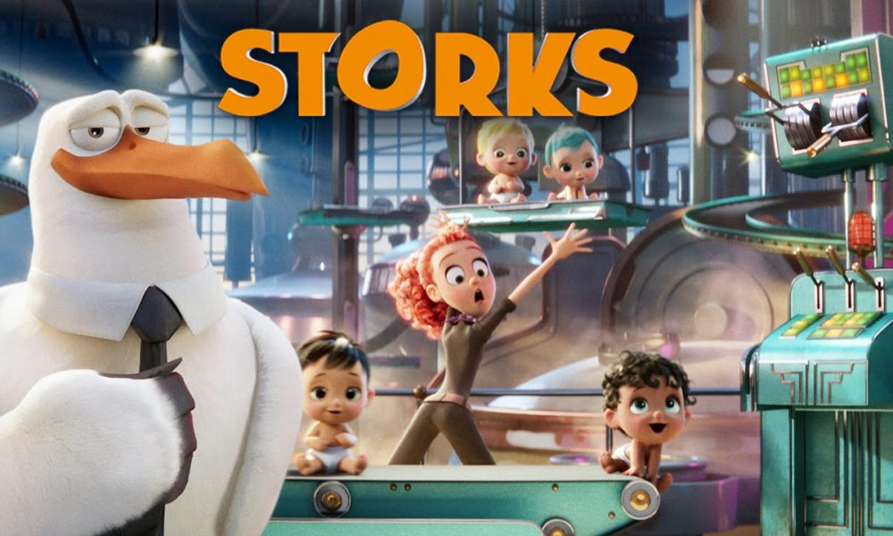 "'Storks""s Screening Invite Plus Giveaway!"