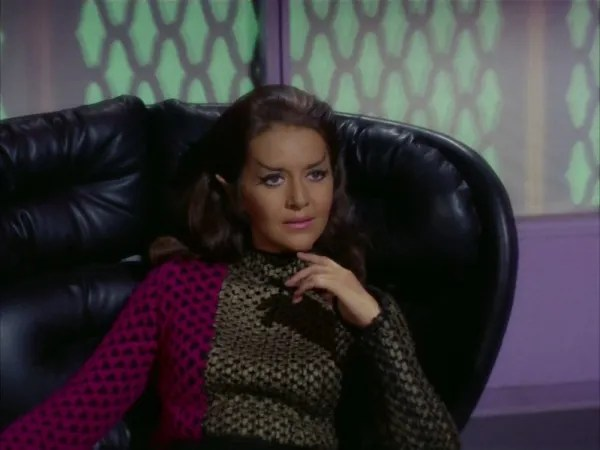 screen cap of Star Trek: The Enterprise Incident