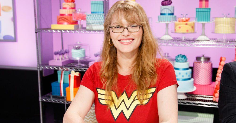 Wonder Woman Style 'Cake Wars' Tonight!