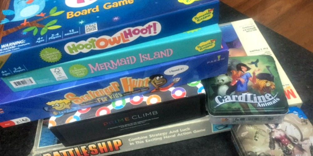 10 Fantastic Family Games for Your Game Closet