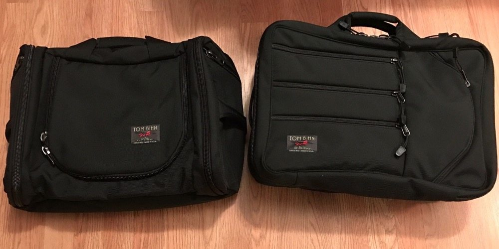 Tri-Star vs Aeronaut 30: A Tale of Two Travel Bags