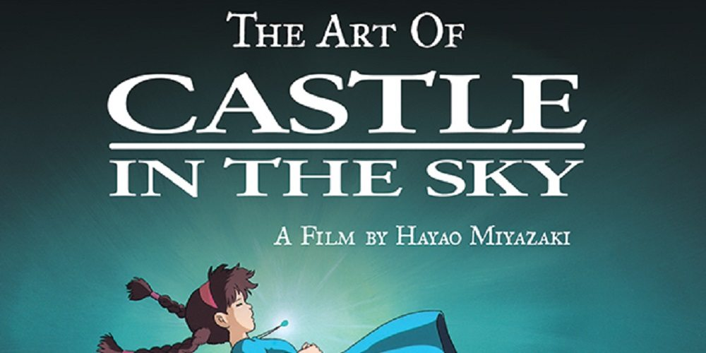 Clear Some Space for 'the Art of Castle in the Sky'