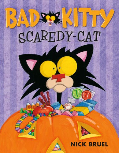 Bad Kitty: Scaredy Cat