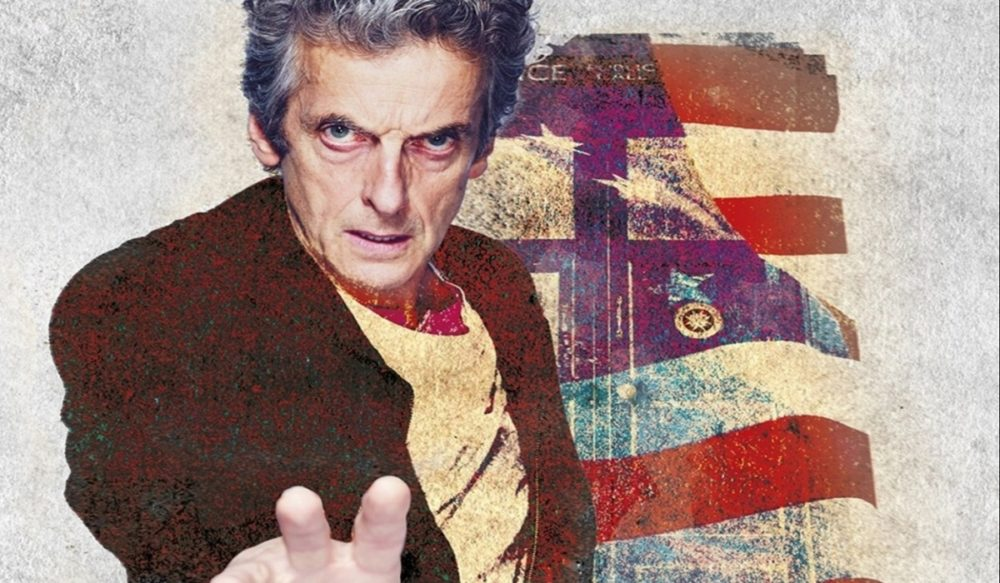 'Doctor Who: The American Adventures'