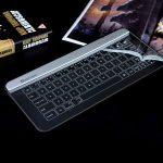 Glass Touch Smart Keyboard