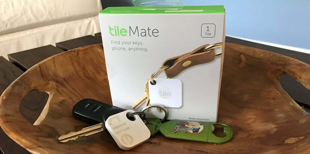 Geek Out Your Keys With Tile Mate, 'DC Bombshells,' and BeON