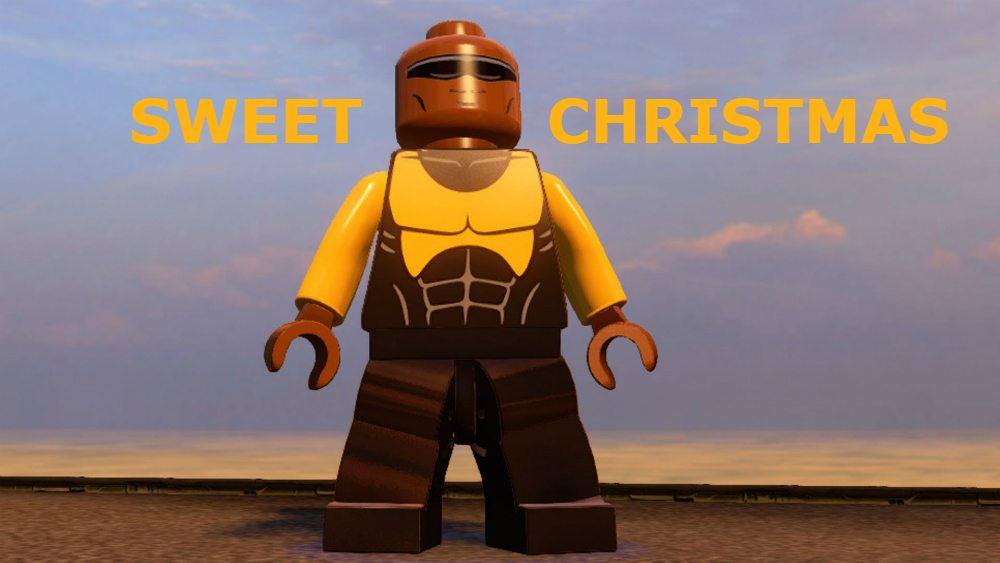 Sweet Lego Christmas