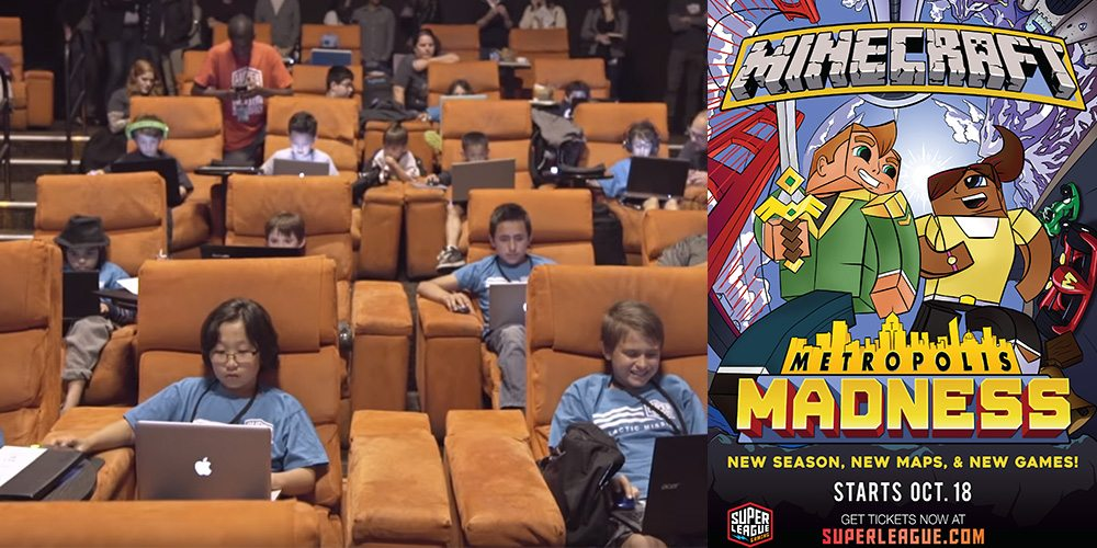 Minecraft Metropolis Madness