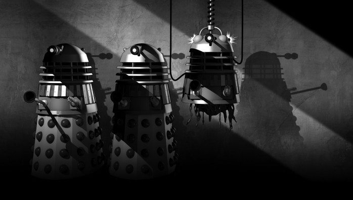 Doctor Who Dalek Theatrical release