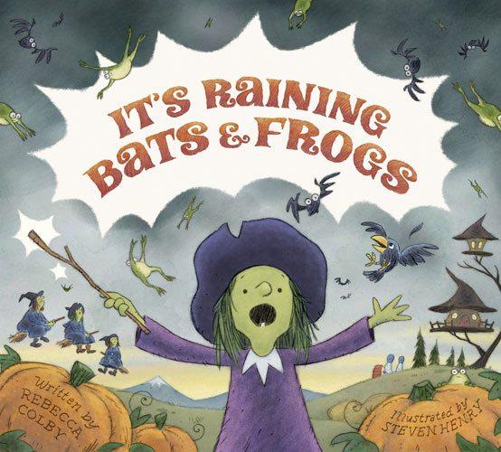 It's Raining Bats & Frogs